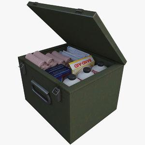 aid kit max