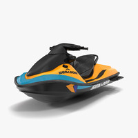 3ds jet ski sea doo