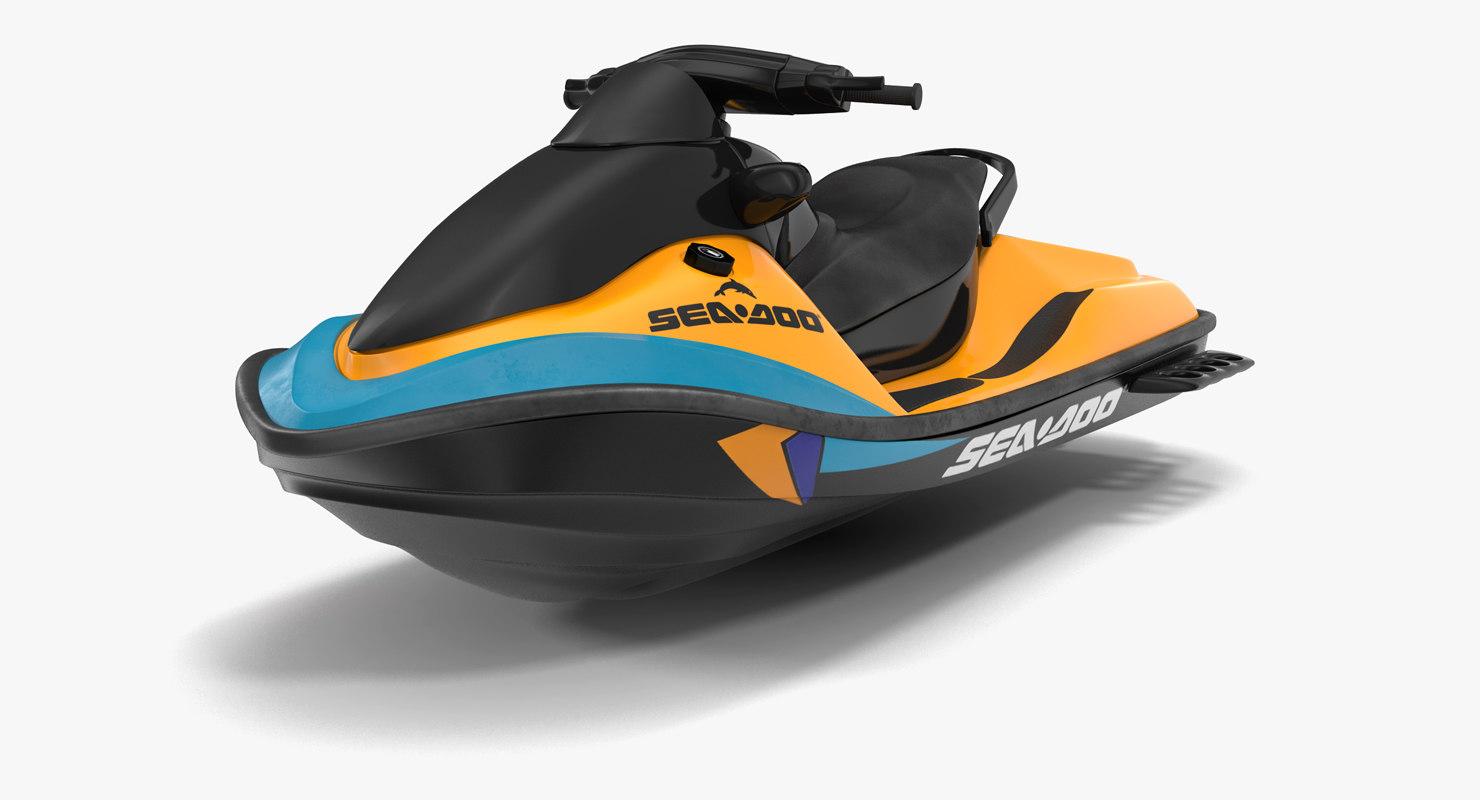 3ds jet ski sea doo
