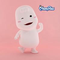 max mamypoko character rigged