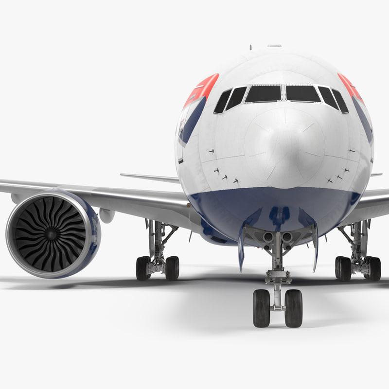 boeing 777-8x british airways max
