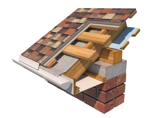 roof 3d model