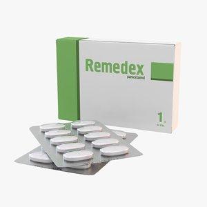 max medication pills oval