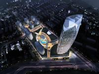 max cityscape architectures road