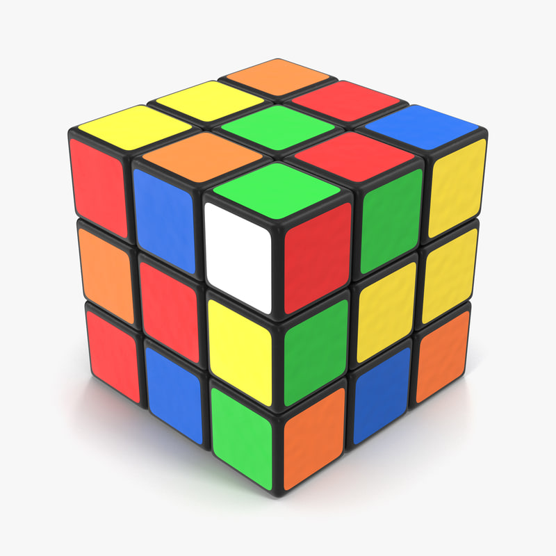 3ds rubiks cube 2