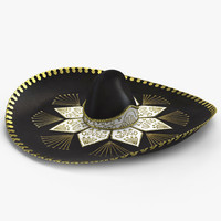 sombrero design 3d 3ds