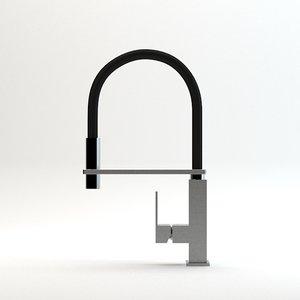bruma kitchen tap 3ds