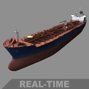 3d hyundai vessel