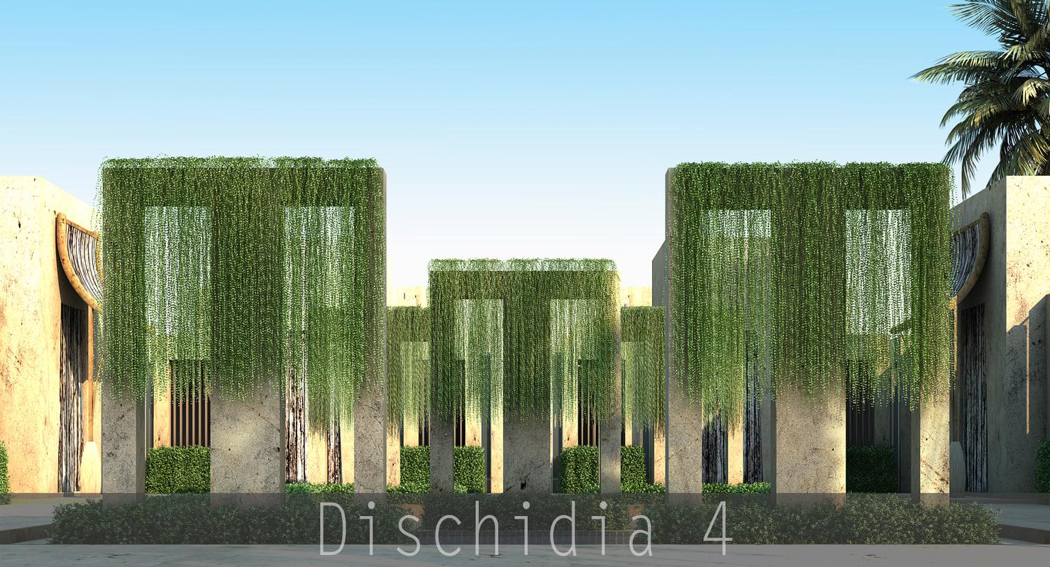 plants 4 3d model