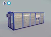 storeroom 02 3d model