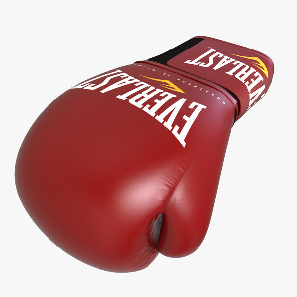 3d boxing glove