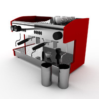 generic machine 3d model