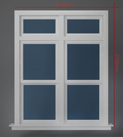 3d 3ds transom operating window