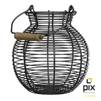 3d model wire basket