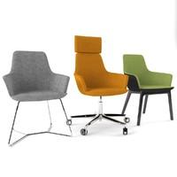 chair hendrix mini 3d model
