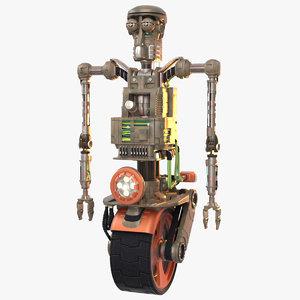 max robot 10 - roy