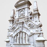door head 3d model