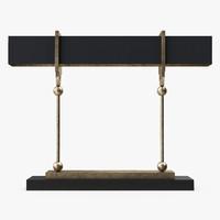 nicholas haslam - rhapsody 3d model