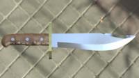 fbx bowie knife
