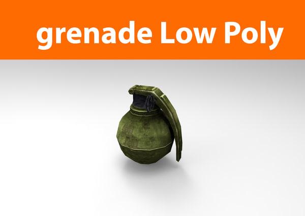 grenade ready max