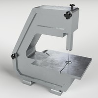 3d saw band bandsaw