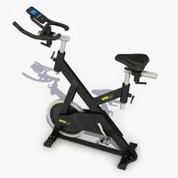 3d exercise bike