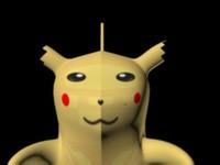 pikachu pika max