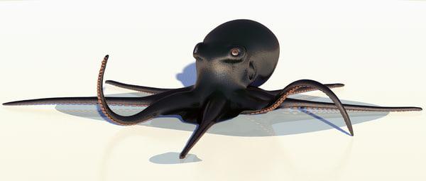 octopus james bond obj