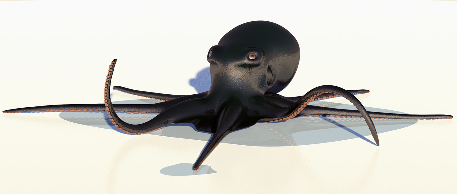octopus james bond obj