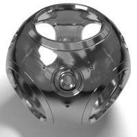 Metal Sphere