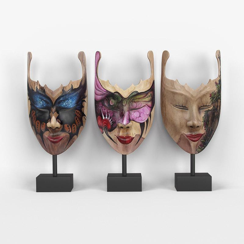 max masks set 3
