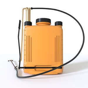 sprayer erbicide insecticide obj