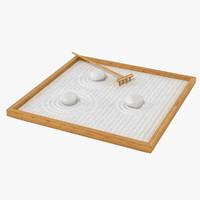 Table Zen Garden 002