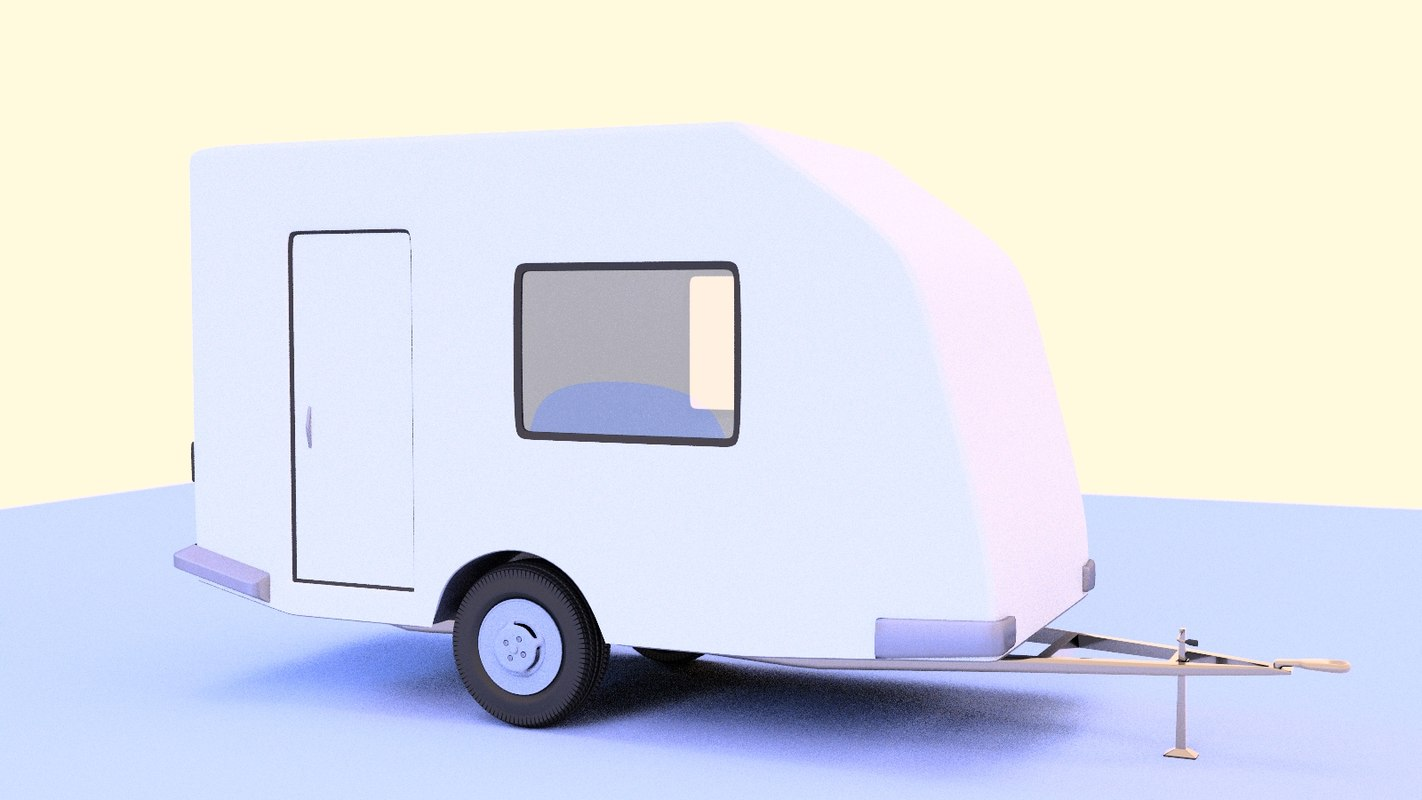 max travel trailer camper caravan