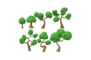 free obj mode tree packs indie