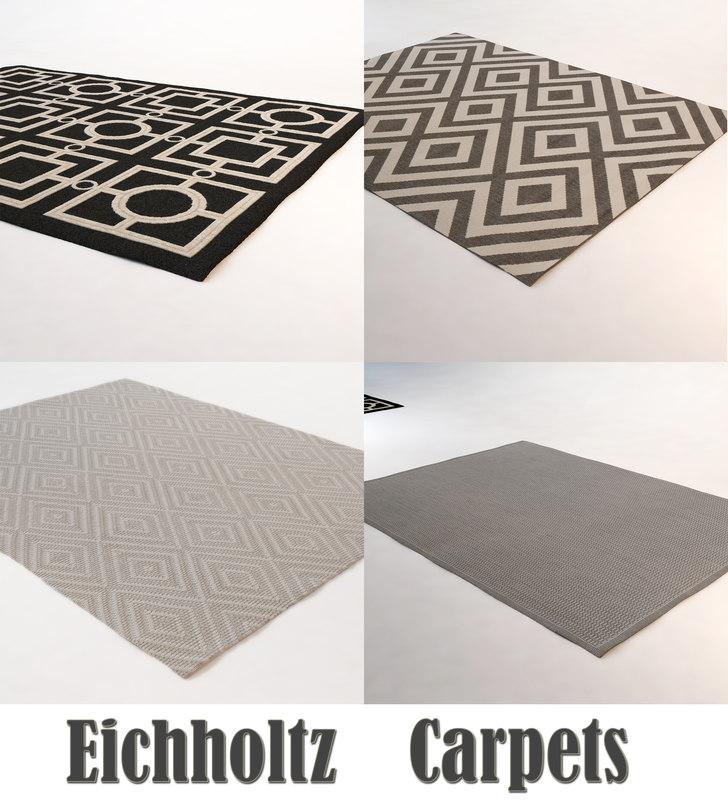 eichholtz carpets collected 3d max