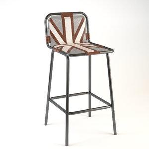 3d bar chair db002900 dialma