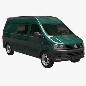 3d model transporter t6 roof