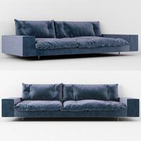 sofa bonaldo 3d model