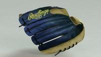 baseball glove 3ds