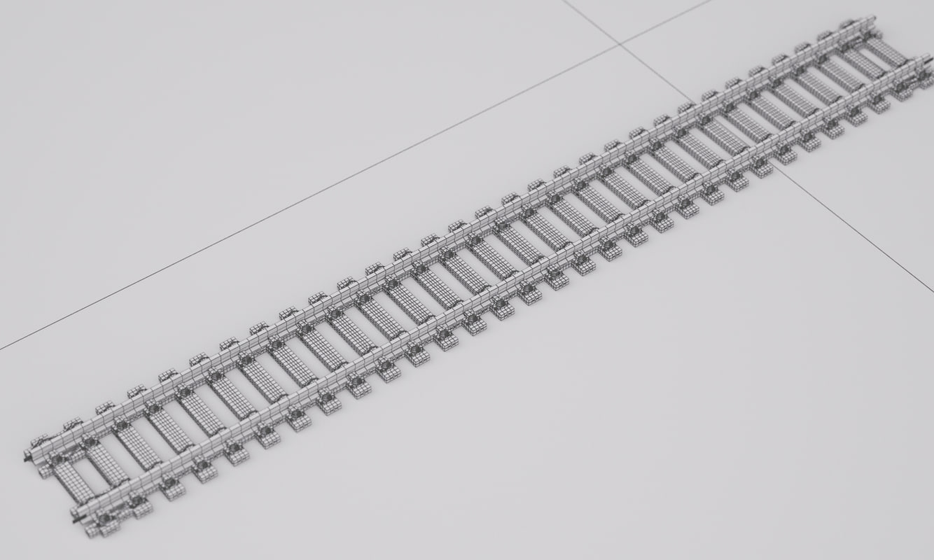 ho scale 9 inch max
