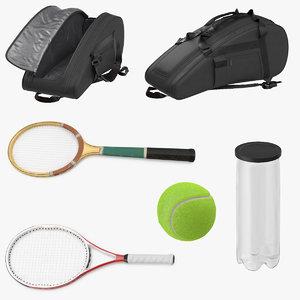 tennis ball 02 obj