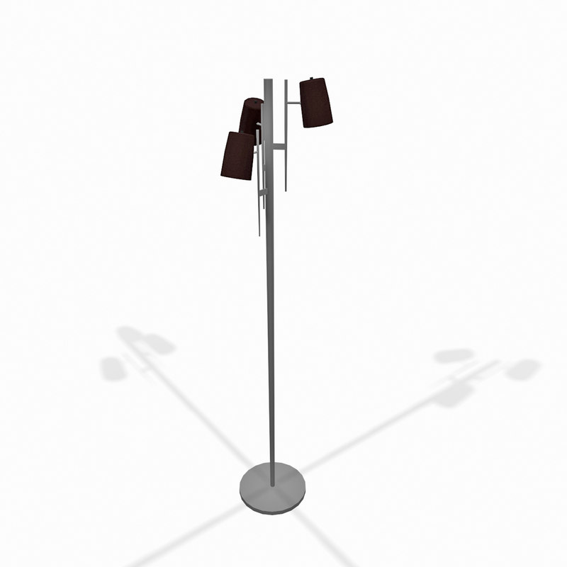 standing living room lamp max