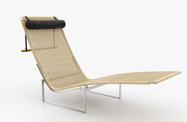 pk24 relax chair modo 3d obj