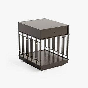 caracole box table max