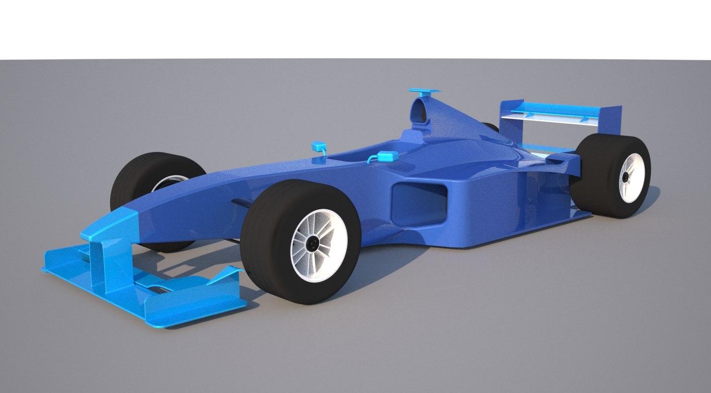 3d 3ds formula f1
