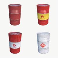 oil barrels 3d 3ds