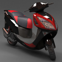 scooter irbis lx max