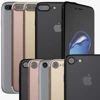 Apple iPhone 7 and 7 Plus All Colors