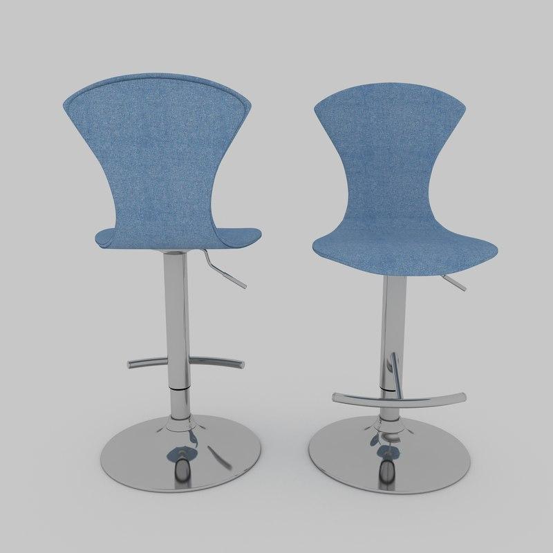 max modern bar stools